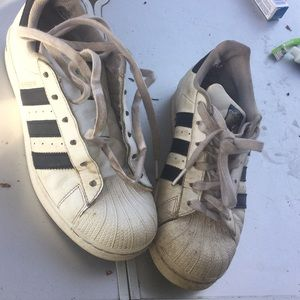 They are dirty but I will clean them!